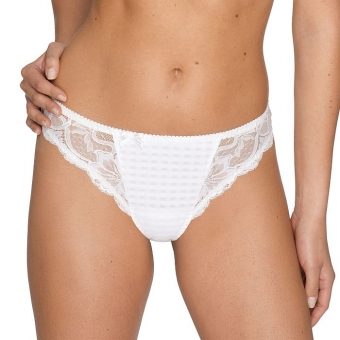 PRIMA DONNA Madison String Tanga, Weiß